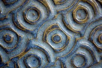 Originální keramický kachel, podložka pod hrnec