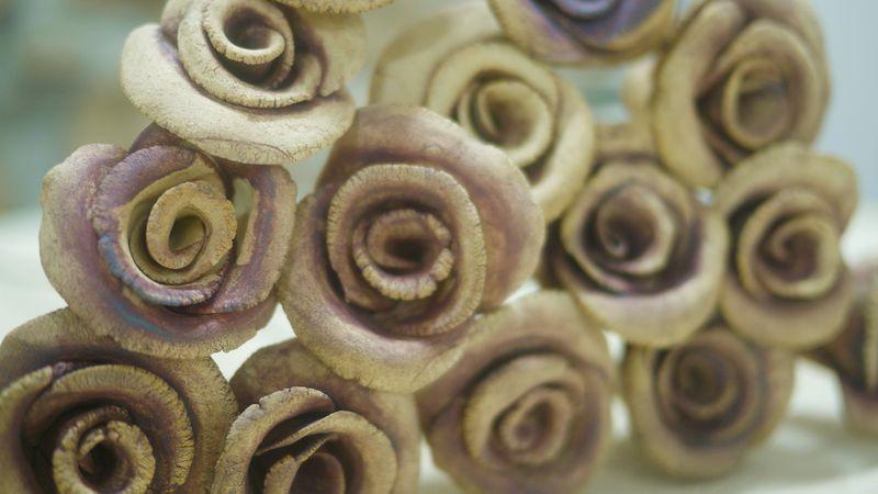 Dekorační květiny